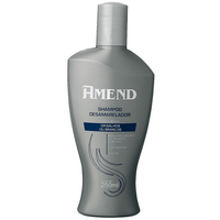 Shampoo Desamarelador Amend Cabelos Grisalhos