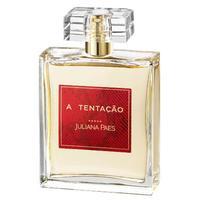 Perfume Feminino Juliana Paes A Tentação Collector