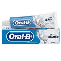 Creme Dental Oral-B Extra Branco