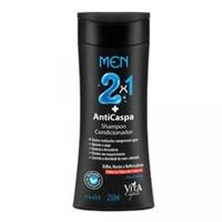 Shampoo Vita Capili Men Anticaspa 2 em 1