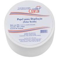 Papel para Depilação Falso Tecido Santa Clara