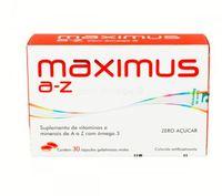 Maximus A-Z com Ômega 3