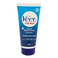 Creme Depilatório Corporal Veet For Men