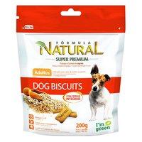 Petisco Fórmula Natural Super Premium Dog Biscuits