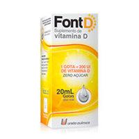 Vitamina D Font D