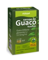Xarope de Guaco Natulab