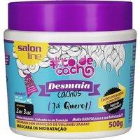 Máscara Capilar Salon Line Tô de Cacho Desmaia Cachos