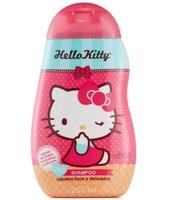 Shampoo Hello Kitty Cabelos Lisos e Delicados