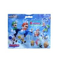 Brinquedo Super Mario Bros Edimagic Danglers