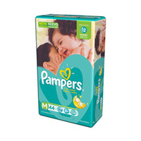 Fralda Pampers Total Confort