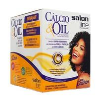 Kit Relaxamento Salon Line  S.O.S Cachos Cálcio & Oil