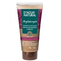 Shower Gel Esfoliante D'agua Natural Argiloterapia Cristais de Quartzo e Argilas