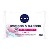 Sabonete Nivea Proteção & Cuidado Antibacteriano