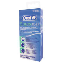 Fio Dental Oral-B Super Floss