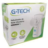 Nebulizador de Rede Vibratória G-Tech Nebmesh 1