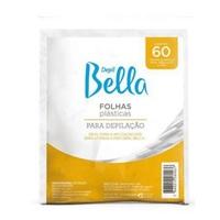 Folhas Plásticas para Depilação Depil Bella