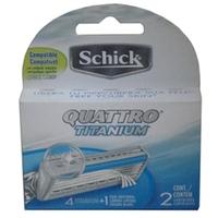 Carga Schick Quattro Titanium