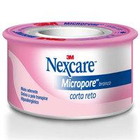Fita Micropore Nexcare Corta Reto