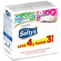 Lenços de Bolso Softy's