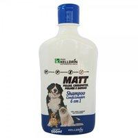 Shampoo Veterinário Kelldrin Matt 6 em 1