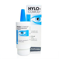 Lubrificante Ocular Hylo-Comod