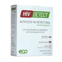 Autoteste em Saliva Oral HIV Detect