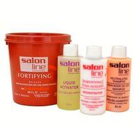 Kit Relaxamento Salon Line Fortifying Guanidina Mild