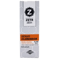 Sérum Clareador Facial Zeta Skin