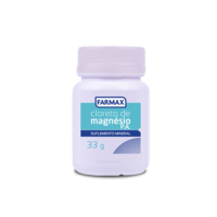 Cloreto de Magnésio - Farmax