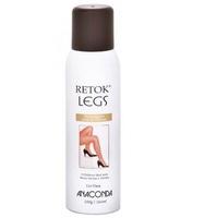 Maquiagem para as Pernas Anaconda Retok Legs