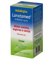 Loratamed Solução Oral