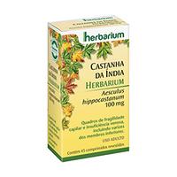 Castanha da Índia - Herbarium