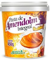 Pasta de Amendoim Integral Mandubim