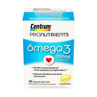 Ômega 3 Centrum Pronutrients