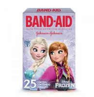 Curativos Band Aid Frozen