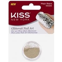 Glitter Kiss NY Decoração de Unhas