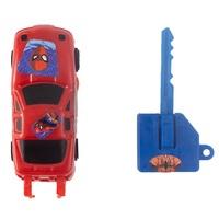 Brinquedo Carro com Lançador Etitoys Marvel