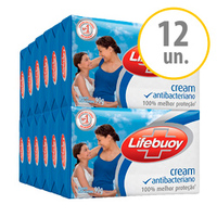 Kit Sabonete Lifebuoy Cream