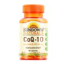CoQ-10 Coenzima Q10 Sundown