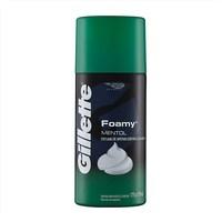 Espuma de Barbear Gillette Foamy Mentol