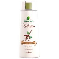 Shampoo Barrominas Raizes Especiais Manteiga e Karitê