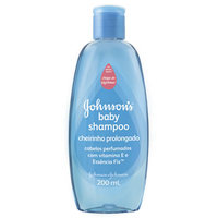 Shampoo Johnson's Baby Cheirinho Prolongado