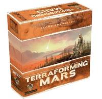 Jogo Terraforming Mars Meeple BR Jogos