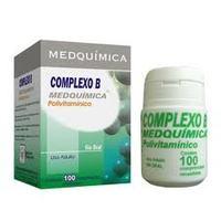 Complexo B Comprimido - Medquímica