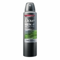 Desodorante Dove Men + Care Minerais e Sálvia