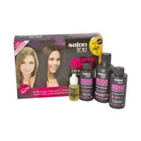 Defrisagem Gradativa Kit Liso Salon Line