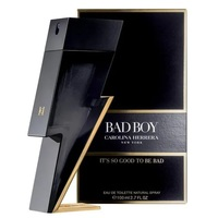 Perfume Masculino Carolina Herrera Bad Boy