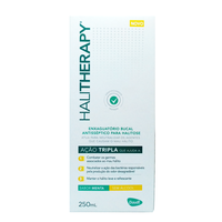 Antisséptico Bucal Halitherapy