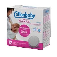 Absorvente Para Seios Cottonbaby Mamãe