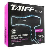 Secador Taiff Fox Íon
